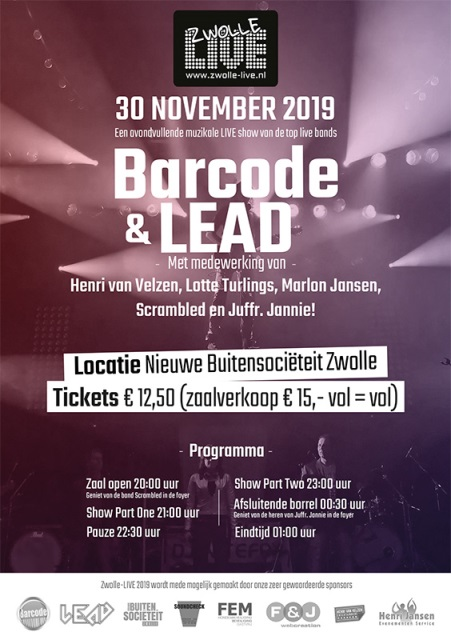 Zwolle Live 2019